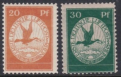 Germany 1912 Air Stamps Mint