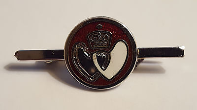 Blood Donor Enamelled Badge or Brooch - Silver Award