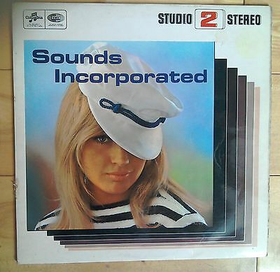 Sounds Incorporated Studio 2 Stereo TWO 144 LP