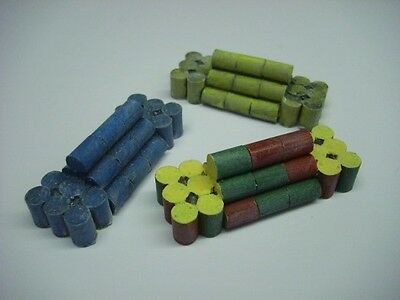 OO Model Railway. Wagon loads of chemical drums. 3x  Resin models.