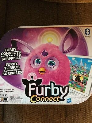 Furby Connect ~Pink~ Brand New In Box