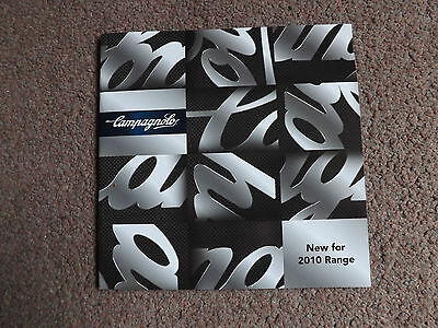 Campagnolo 2010 Products Range CD + Mini Booklet : English