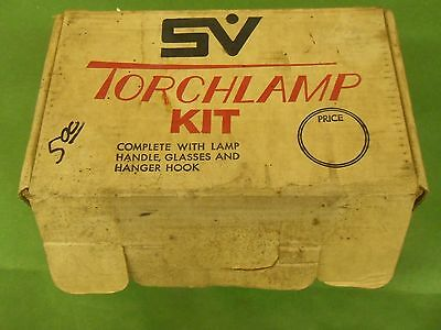 Smith Victor TL-2 Flameless Heat TorchLamp Torch Lamp Gun TL2C
