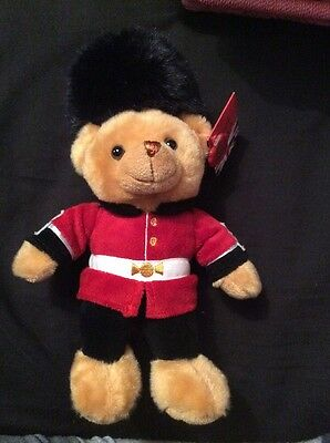 Handmade Soft Toy London Guard
