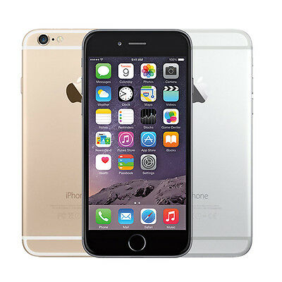 Apple iPhone 6 -64GB -Gold/Silver/Grey (Unlocked) - Grade A -EXCELLENT CONDITION