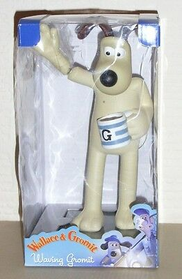 Wallace & Gromit - Waving Gromit - New & Boxed