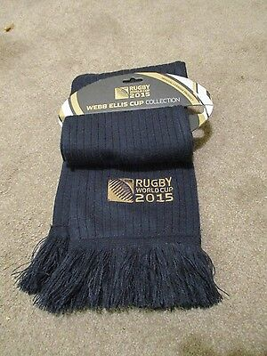 Rugby World Cup 2015 Scarf Brand New Original