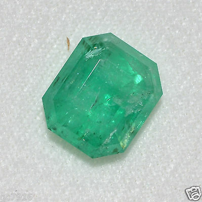 EMERALD Natural 10.36ct No Treatments Certified Western Australia