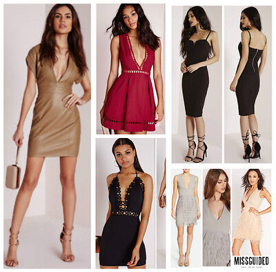 HOT !!!   SEXY   MISSGUIDED   DRESSES   LOT  25 PIECES   NEW  Nordstrom