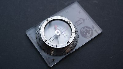 """Vintage Silva Compass - """"boy Scouts Of America - National Council"""""""