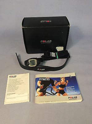 Polar FS2C Heart Rate Monitor  with T31 Transmitter boxed with instructions