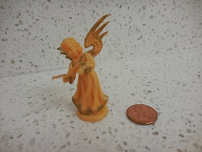 "Vintage Hong Kong  Early 40's Early Plastic 2"" Angel"