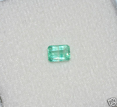 EMERALD Natural 1.07 ct No Treatments Certified Western Australia