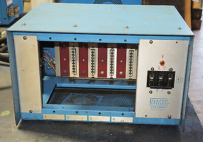 DME Hot Runner Control Mainframe (Box Only) 4 Zone MFP-4-G