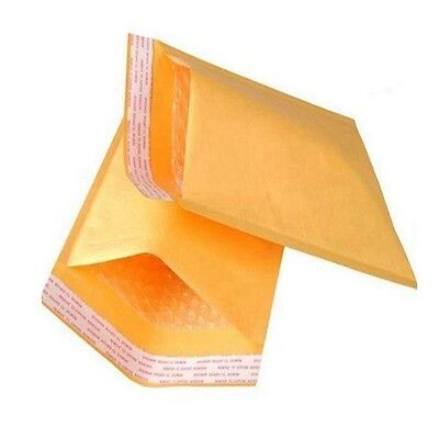 800 9.5 x 14.5 #4 Kraft Bubble Mailer Padded Envelopes Mailing Bags Shipping