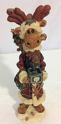 Boyds Bears FOLKSTORE COLLECTION 1997 Montague Von Hindenmoose Surprise!
