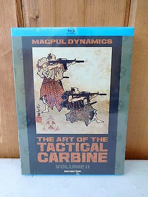The Art Of The Tactical Carbine ~ 2nd Edition ~ Volume 2 ~ Blu-Ray ~ Ships Free