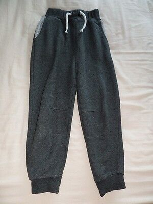 Rebel Grey Tracksuit Bottoms Size 7-8 Years