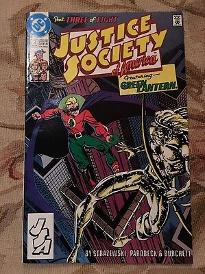 Justice Society Of America Part 3 Of 8