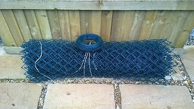 Chain Link Fencing, 15m X1.2 high