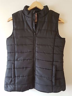 La Redoute Girls Teens Bodywarmer Gilet  NBW Black color #478