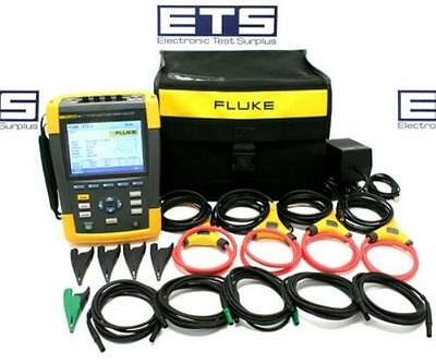 Fluke 435 Series II Three Phase Power Quality & Energy Analyzer