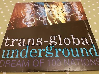 Transglobal Underground Dream Of A 100 Nations 2 X Lp 1993
