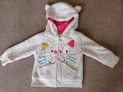 Girls Next Jacket 12-18 Months Fast Delivery