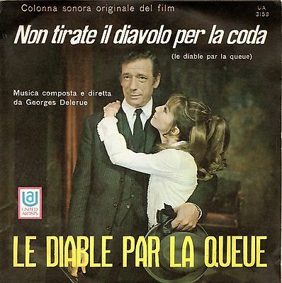 OST Non Tirate Il Diavolo Per La Coda Georges Delerue-Le Diable Par La Queue 45