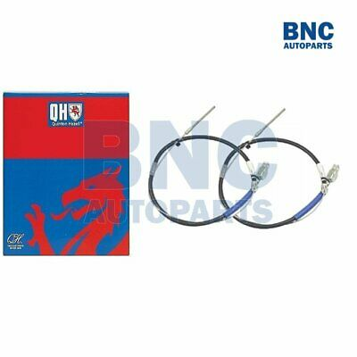 MORRIS MINOR 1956 to 1971 HAND BRAKE CABLE PAIR  QH