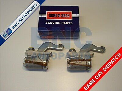 REAR BRAKE WHEEL CYLINDER PAIR for  MORRIS MINOR  -  BORG & BECK