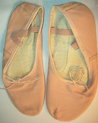 Pink Ballet Shoes Pre Owned Women's 120W 9A Dance Shoe Slippers