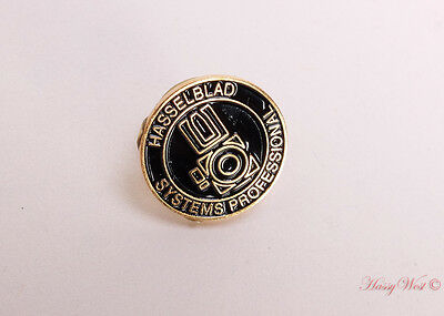 Hasselblad Original Systems Professional Camera Pin Badge Collectable V Series