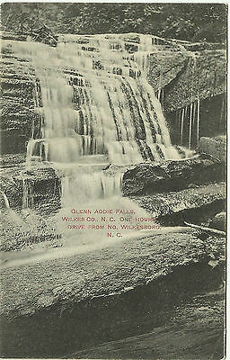 Glenn Addie Falls, Wilkes County, North Carolina