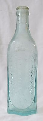 Antique Canadian soda pop bottle M. Timmons Quebec pint size