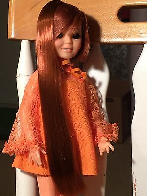 Amazing for 48 years old1969  Crissy Doll Ideal Movin Groovin original clothes