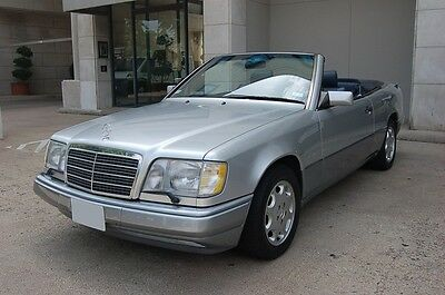 1994 Mercedes-Benz E-Class Cabriolet Beautiful, no mechanical issues, well maintained!