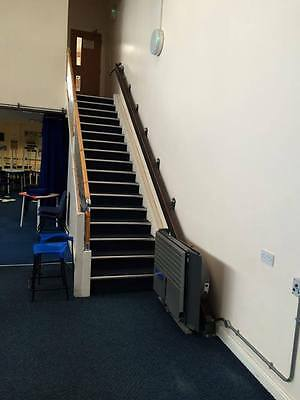 Disabled Platform Wheelchair Stair Lift - Professionally Removed