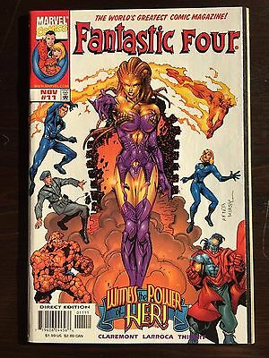 FANTASTIC FOUR # 11 • 1st Ayesha As Her • A • NM- 9.2
