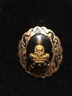 Chinese Budda Brooch