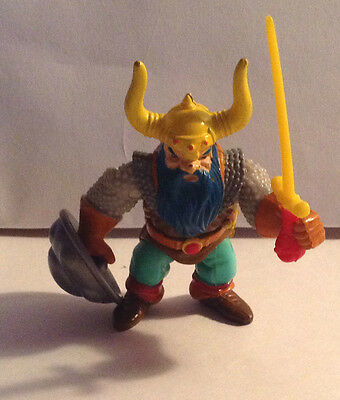 elkhorn  ADVANCED DUNGEONS AND DRAGONS action figures LJN 1983 complete ADV