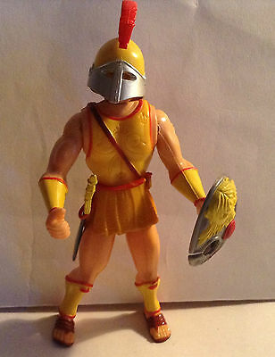 young male titan ADVANCED DUNGEONS AND DRAGONS action figures LJN 1983 no spear