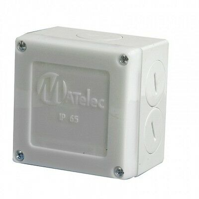 PE Cell / Sunset Switch HDAD Matelec 20Amp Heavy Duty