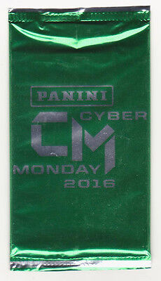 2016 Panini Cyber Monday 10 Pack Lot 7 Thin 3 Thick More Rare Than Black Friday