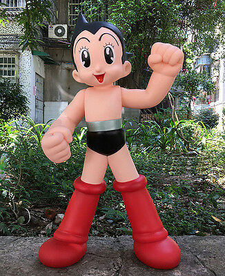 "Large Nice Anime Astro Boy Figure Tetsuwan Atom 16""high NEW IN STOCK"