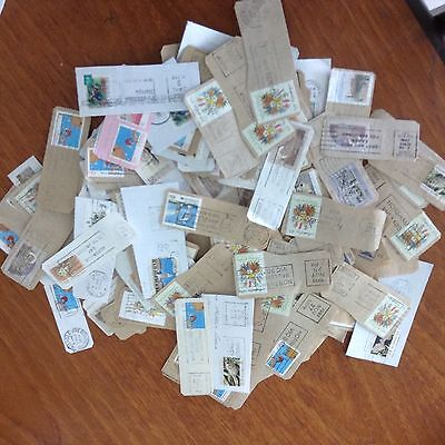 Stamps Variety of Frankings