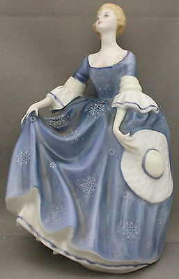 "Royal Doulton Figurine - ""Hilary""- HN2335 - Pretty Ladies Series by Peggy Davies"