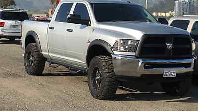 2013 Dodge Ram 2500 CREW CAB SHORT BED 4WD 6 SPEED MANUAL  2013 DODGE RAM 2500 6 SPEED MANUAL CREW CAB SHORT BED 6.7L 4WD