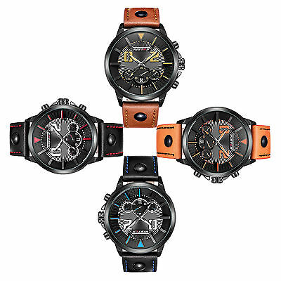 Luxury Waterproof Sport Citizen Mens Stainless Steel Eco-Drive Chronograph Watch