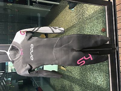 Womens Orca S4 Wetsuit